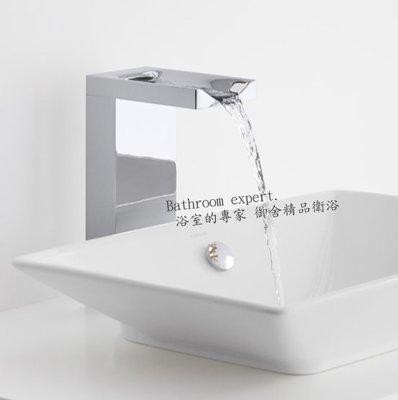 浴室的專家 *御舍精品衛浴 KOHLER Beitou系列 加高面盆龍頭 K-99858T 【美國】New