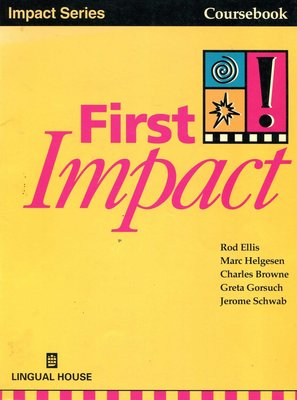 First Impact!  Impact Series Coursebook