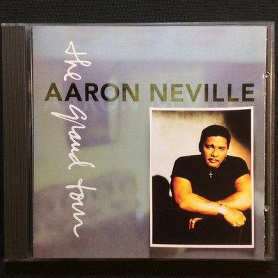 Aaron Neville亞倫納維爾(大粒墨)-The Grand Tour 1993年美版無ifpi無條碼