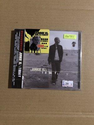 *還有唱片二館*JUNKIE XL / TODAY 全新 A0751 (下標幫結)