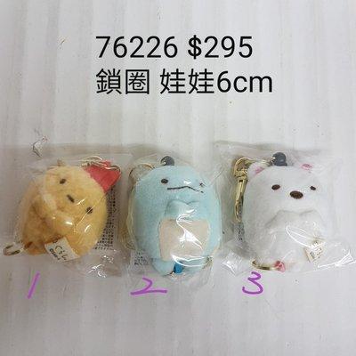 【日本進口】角落生物~鎖圈$295 /個