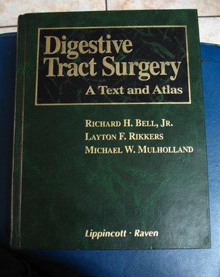 Digestive Tract Surgery - A text   and Atlas - Lippincott-Ra