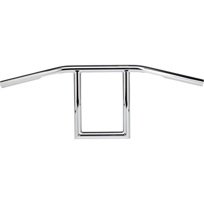 (I LOVE樂多)USA Biltwell WINDOW手把 1吋 電鍍銀&亮黑 哈雷 口字把