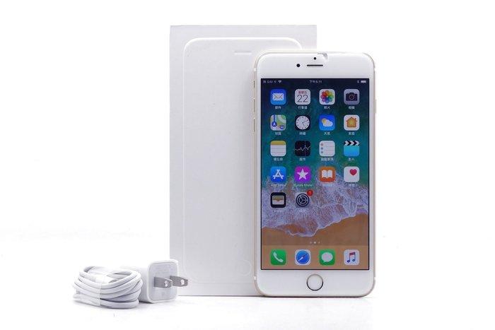 【台中青蘋果】Apple iPhone 6 Plus 金 64G 64GB 二手 5.5吋 蘋果手機 #20195