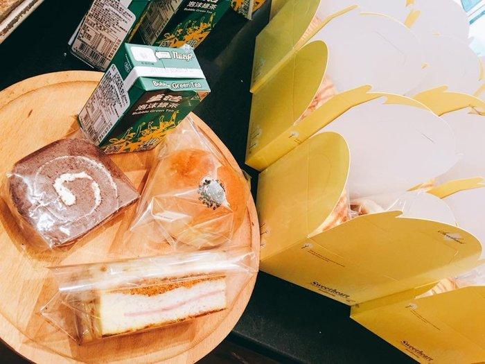 ❤ 雪屋麵包坊 ❥ 餐盒款式 ❥ 60元餐盒 ❥ 20170208款