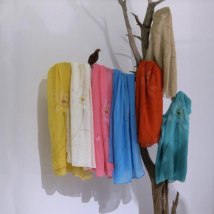 (老銀屋)圓創設計好品質漂亮典雅溫暖的圍巾/拼肩