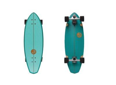 "衝浪滑板 Slide Diamond Belharra 32 "" Surfskate Boards"