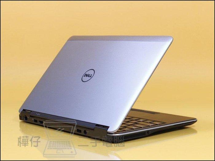 【樺仔二手電腦】Dell E7240 12吋輕薄高效筆電 i5-4200U/ SSD/ HDMI孔/ USB3.0