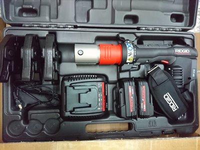 (my工具)美國RIDGID18V充電式壓接機 白鐵管壓接機可共用牧田18v電池