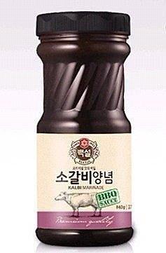 韓國醃烤水梨烤肉醬840g/瓶~~原味/辣味任選韓國烤肉醬