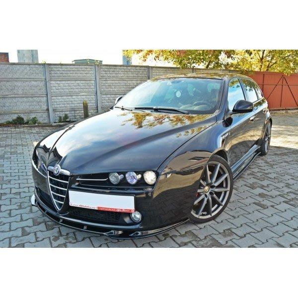 波蘭 Maxton Design 下擾流 側擾流 後擾流 定風翼 尾翼 下包 大包 Alfa Romeo 全車系 專用