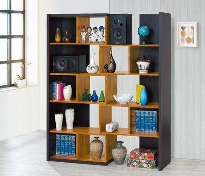 【行家家飾】8凱-B60317  集成雙色2.7*6尺伸縮書櫃 另有其他系列寢具組可選擇點選超連結售完為止