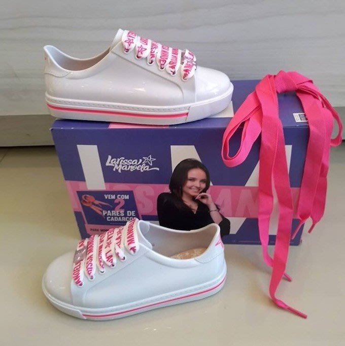 【巴西美鞋代購】Melissa Grendene Kids Larissa Manoela 兒童 防水運動休閒鞋 女童鞋
