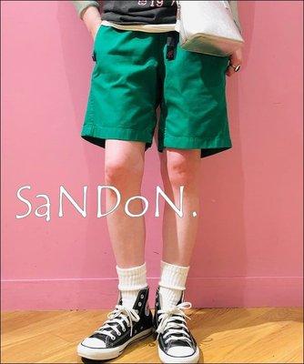 |SaNDoN|BEAMS BOY 日常腰帶好穿短褲  SLY KBF 200522