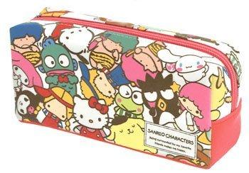 剁手價出清區 三麗歐系列  防水化妝包 筆袋 204511 日本原版 奶爸商城