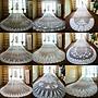 wuli西子的店--2019新款新娘韓式頭飾超仙旅拍森系婚禮婚紗遮面雙層超長拖尾頭紗