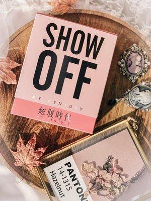 show off炫腹時代 玫瑰口味 炫馥