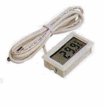 汽車電機補充冷媒 延長型溫度計(液晶分離) 溫度範圍-40度C~70度C