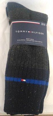 TOMMY HILFIGER 中筒襪 毛襪舒服保暖 2雙=$540