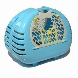 禾其 Pet Shuttle小型犬貓兔外出提籠 運輸籠 酷炫籠 車載籠 DK-0109(PC108)每個800元