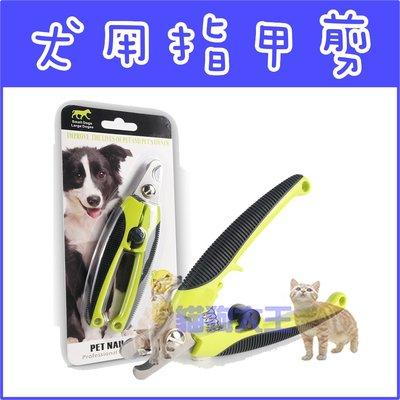 **貓狗大王**居家美容工具【犬用指甲剪】寵物美容工具/剪刀/狗狗專用