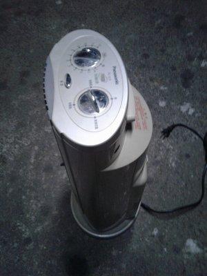 Panasonic直立式陶瓷暖風機669起標