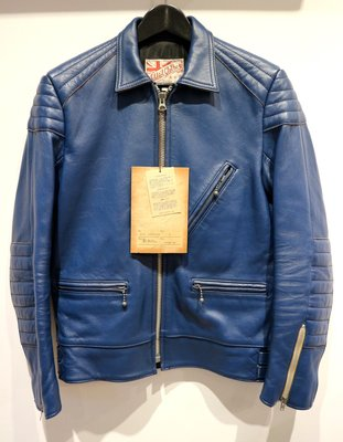 Addict Clothes AD-07 SHEEPSKIN 36號 皮衣 Lewis leathers 441T可參考