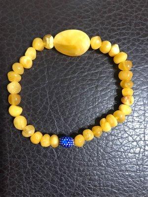 天然波羅的海隨形蜜蠟手珠-特賣價
