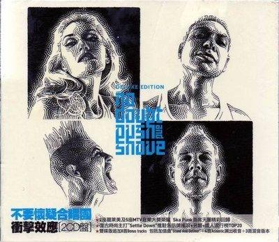 *【正價品】No Doubt 不要懷疑合唱團 // 衝擊效應 ~ 雙CD