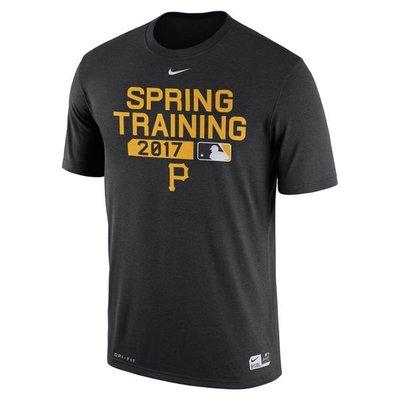 【運動吧】 Pittsburgh Pirates匹茲堡海盜隊圓領短袖T恤棒球mlb大碼運動T Cubssk
