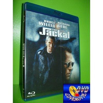 A區Blu-ray藍光正版【絕對目標-豺狼末日The Jackal (1997)】[含中文字幕] DTS-HD版全新未拆