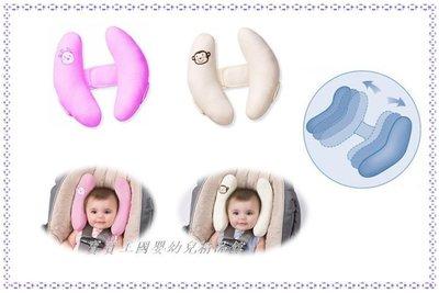 【寶寶王國】 美國Summer Infant kiddopotamus 可調式頭部保護枕/護頸枕