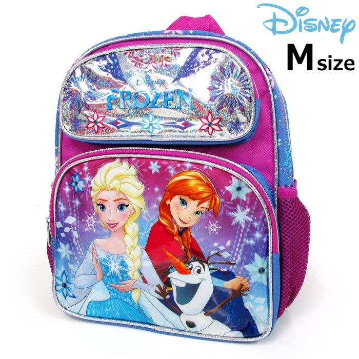《FOS》日本 迪士尼 冰雪奇緣 兒童 後背包 書包 艾莎 安娜 大容量 小學 孩童 小孩 開學 上課 禮物 新款