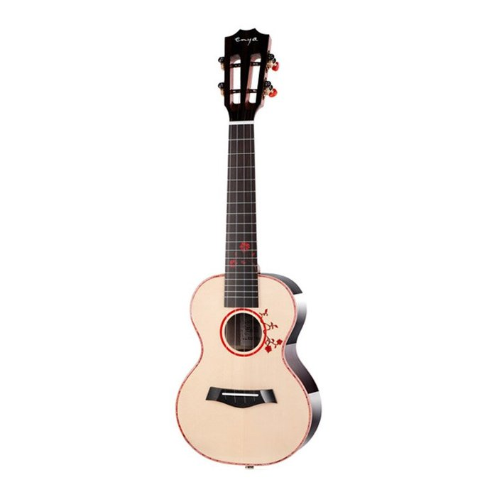 《小山烏克麗麗》ENYA EUT-S1 S1 雲杉單板/側背玫瑰木單板 26吋 烏克麗麗 單板烏克麗麗 全單烏克麗麗