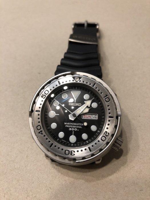 new products 970e5 3d730 Seiko SBBN017 鮪魚罐頭 潛水-Yahoo奇摩拍賣