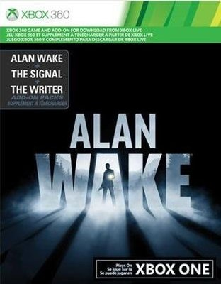 可超商代碼繳費 XBOX360 心靈殺手 ALAN WAKE 下載卡 XBOX ONE 可用
