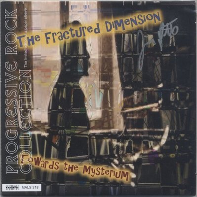 The Fractured Dimension - Towards the Mysterium