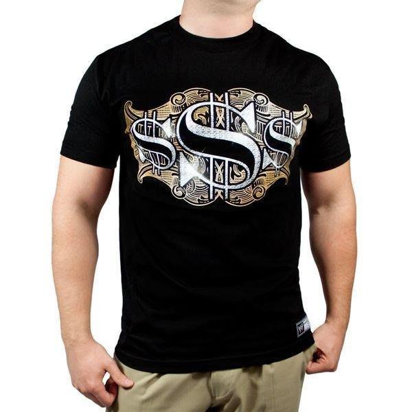 ☆阿Su倉庫☆WWE摔角 Ted DiBiase Everyone Has a Price T-Shirt 絕版款出清中