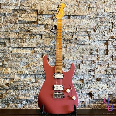 現貨免運 贈千元配件 Charvel Pro Mod DK24 HH 特殊色 電吉他 墨西哥製 公司貨