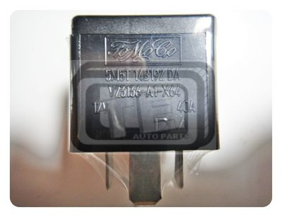 【TE汽配通】FORD 福特 FOCUS MONDEO ESCAPE 油幫浦繼電器 啟動繼電器 福特正廠