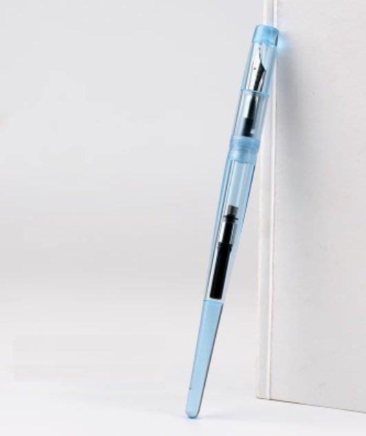 ☆艾力客生活工坊☆N-075 中國鋼筆論壇Penbbs 267 旋轉吸墨 鋼筆 藝術鋼筆(0.5F)15色-琉璃