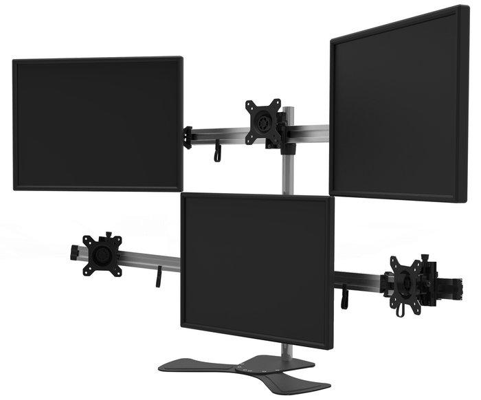 大電視架 多台電視架 多螢幕架 多螢幕電視架 桌上型監視器螢幕架 監視器螢幕架 監視器螢幕 多螢幕監控 六螢幕 六屏