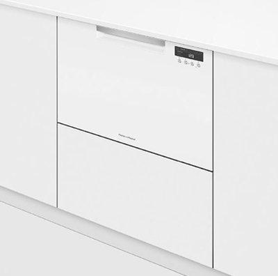 *~新家電錧~*【紐西蘭 Fisher & Paykel 菲雪品克 DD60SCHW9】單層白色抽屜式洗碗機