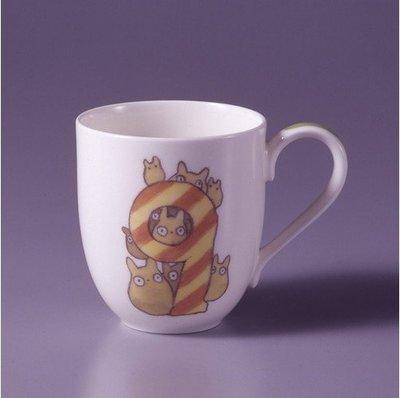 JP購✿15041500049 龍貓限定月份杯 9月 宮崎駿 TOTORO 骨瓷 馬克杯 杯子 斯里蘭卡Noritake