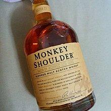 威士忌 monkey shoulder 1公升