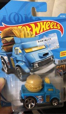 9風火輪 HOT wheels BUNS OF STEEL 漢堡薯條車
