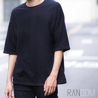 【Random】【落肩五分袖TEE】y...