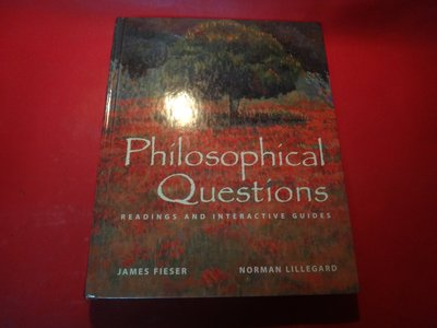【愛悅二手書坊 08-42】Philosophical Questions