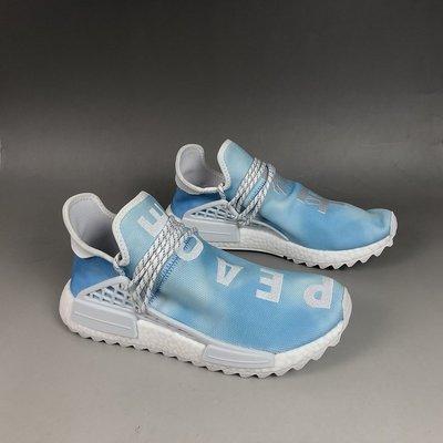 Pharrell X Nmd Human Race Trail 休閒運動 慢跑鞋 F99763 男女鞋