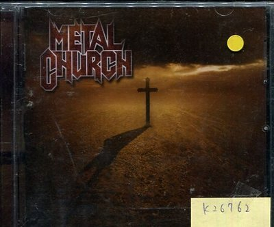 *真音樂* METAL CHURCH / THIS PRESENT WASTELAND 二手 K26762